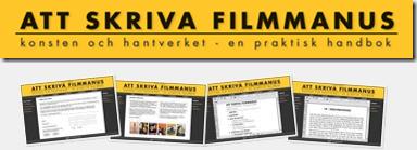 Bokens officiella sajt: attskrivafilmmanus.se